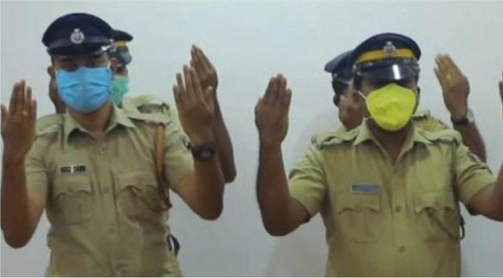 Police:खाकी में भगवान्