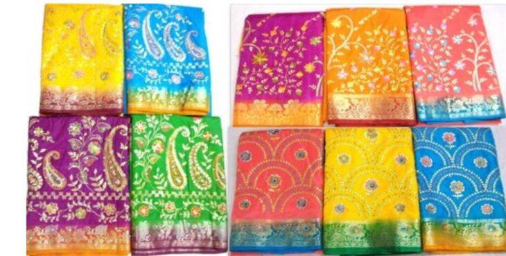 karva chauth 2020 : special saree