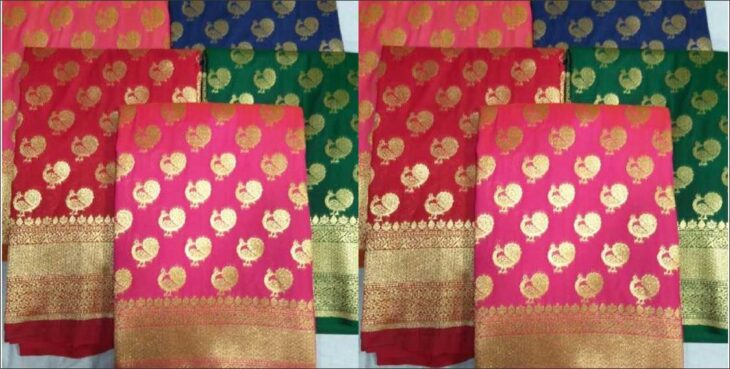 buy these beautiful saris with special discounts,