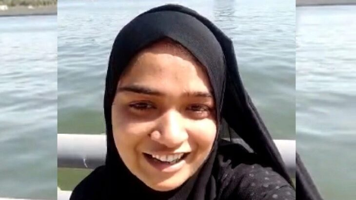 Ahmedabad Will meet Allah'Ayesha commits suicide by laughing