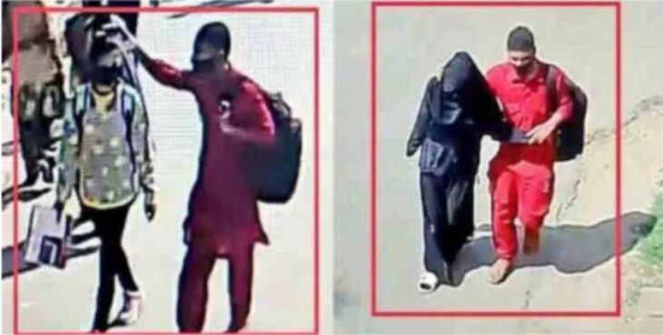 Mehtab who abducts minor girl by wearing burqa from Agra, tightens screws, wife and sister-in-law arrested, brother in custody,