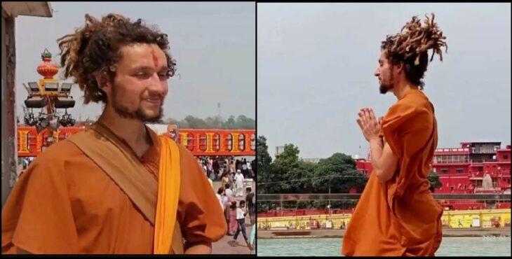 Ben Baba arrives in Uttarakhand from Switzerland