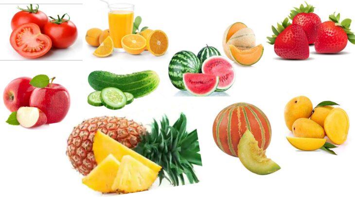 Summer fruit benefits