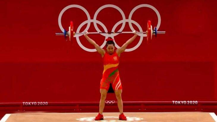 Tokyo Olympics thamnil