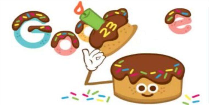 Google 23rd Birthday: Google is celebrating its 23rd birthday today