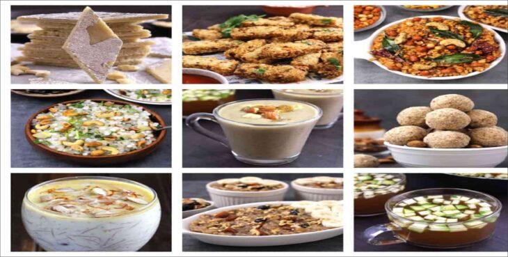 Top Best Navratri Breakfast & Best food Recipes In Hindi