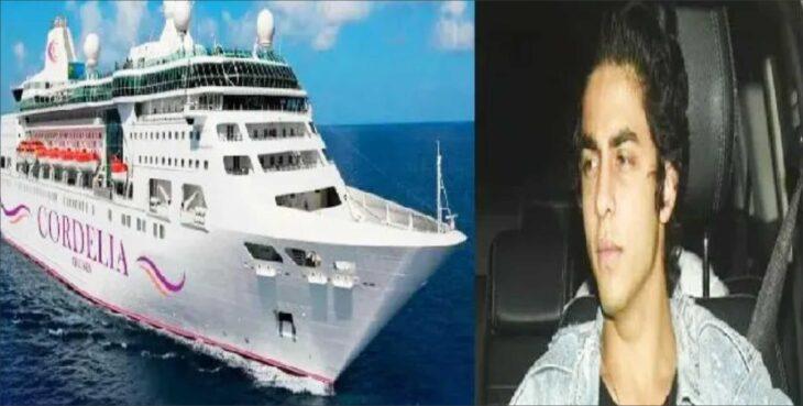 Aryan Khan: mumbai cruise rave party shahrukh khan son detain
